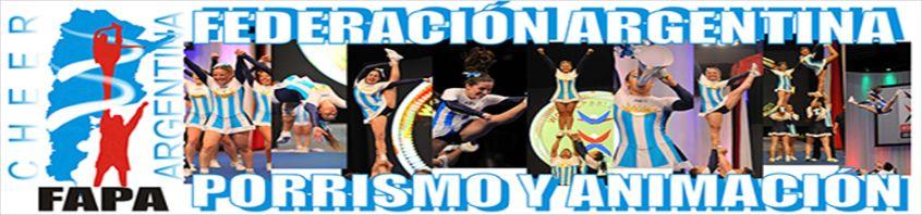 Federacion Argentina de Porrismo y Animacion