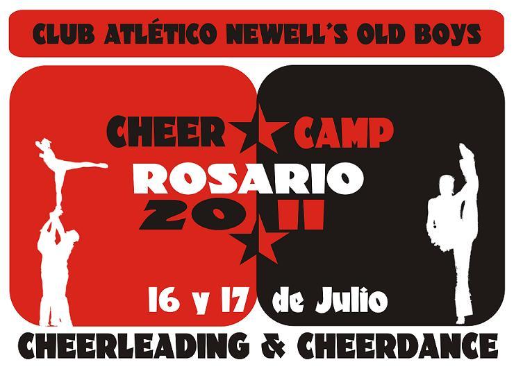 Rosario se Prepara para su CheerCamp
