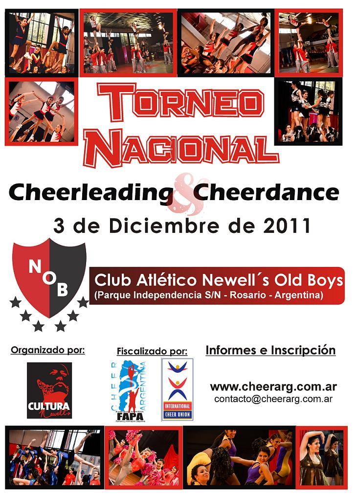 Torneo Nacional de Cheerleading&Cheerdance
