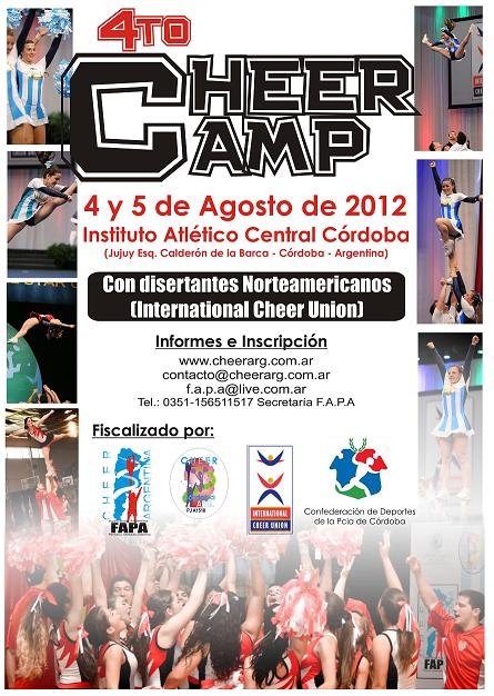 4to Cheer Camp Nacional