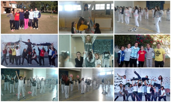 Córdoba: Crece el cheer en las escuelas