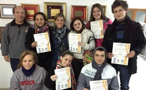 Jornada de Reglamentación y Examen para entrenadores cheer