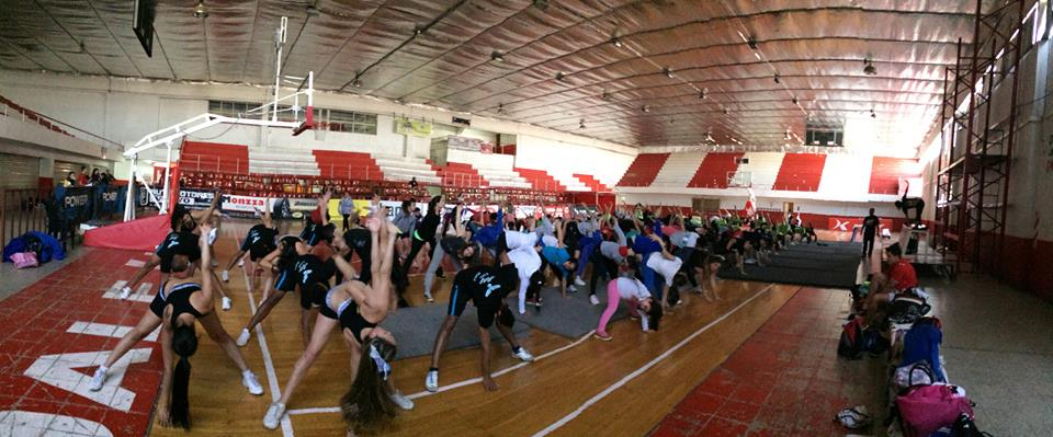 Jornada de Practica CHEER OPEN