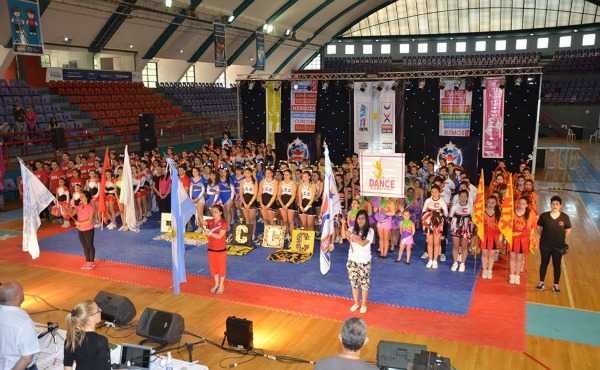 Torneo Nacional de Cheerleading  & Cheerdance – San Luis 2014