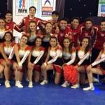 Team Gloriosos, I.A.C.C.
