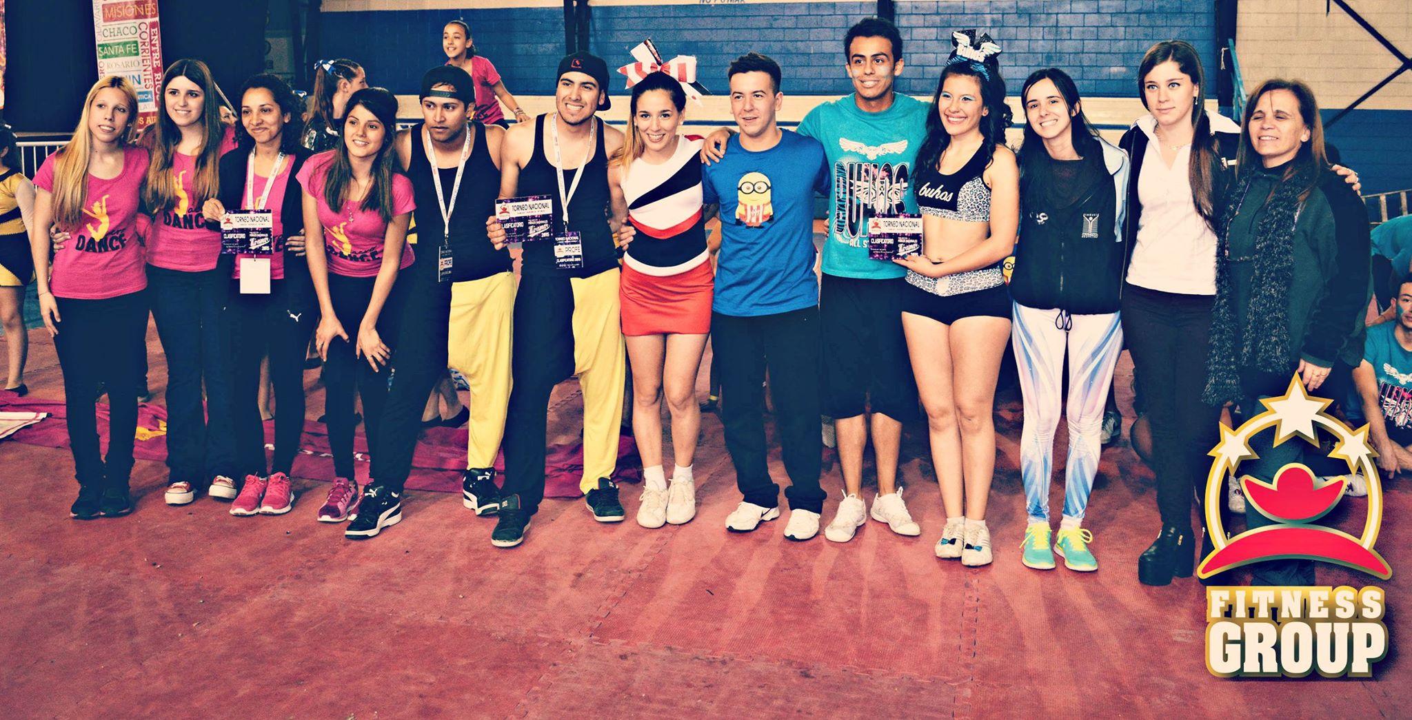 Buenos Aires: 3er. Torneo Provincial de Cheerleading & Cheerdance
