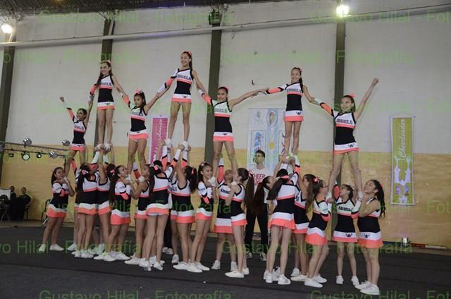 Córdoba: Torneo Provincial de CHEER 2015