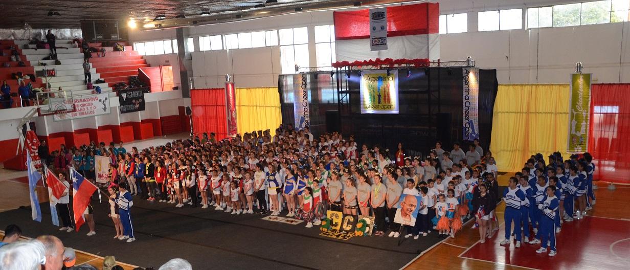 Torneo Abierto Internacional ARGENTINA CHEER OPEN
