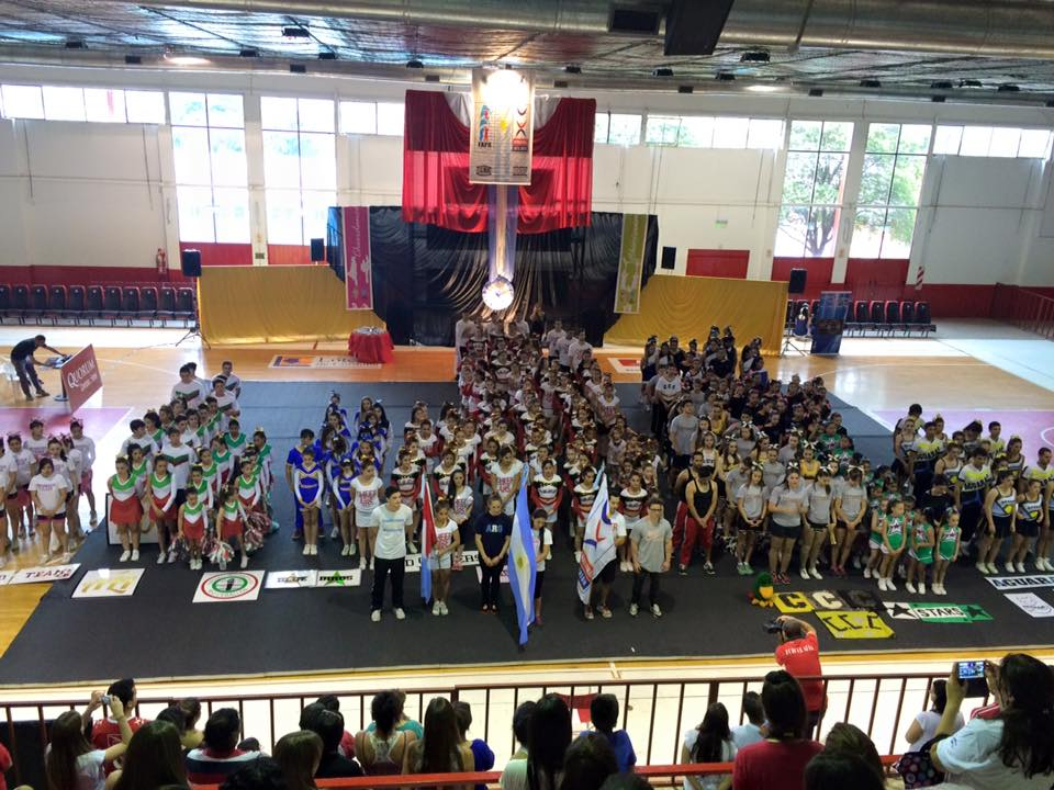Torneo Nacional de Cheerleading & Cheerdance – Córdoba 2015